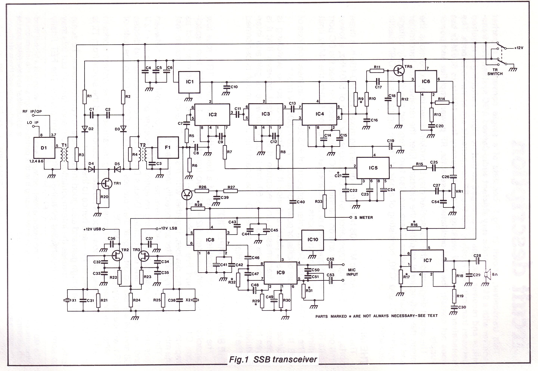 Vhf Linear Lifier Schematics Elsavadorla